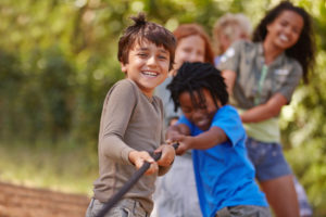 Why do summer camps require physicals?